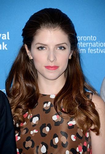 Anna Kendrick à Toronto le 9 septembre 2014