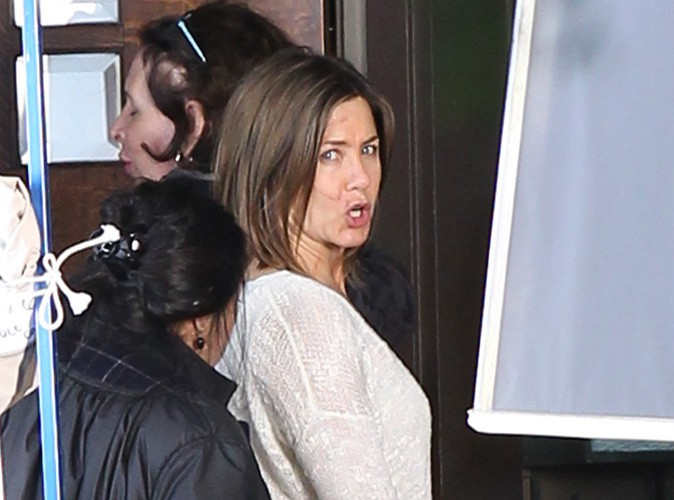 Jennifer Aniston : vraiment pas à son avantage sur le tournage de son nouveau film !