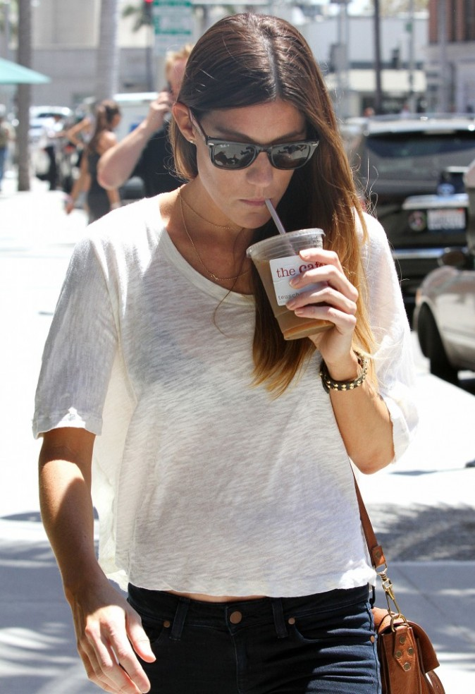 Jennifer Carpenter, Los Angeles, 15 août 2012.