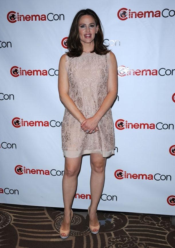 Jennifer Garner le 24 avril 2012 à Los Angeles