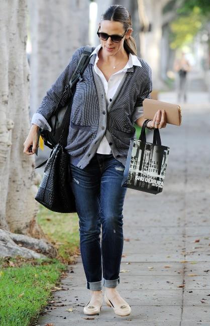 Jennifer Garner le 19 octobre 2012 à Los Angeles