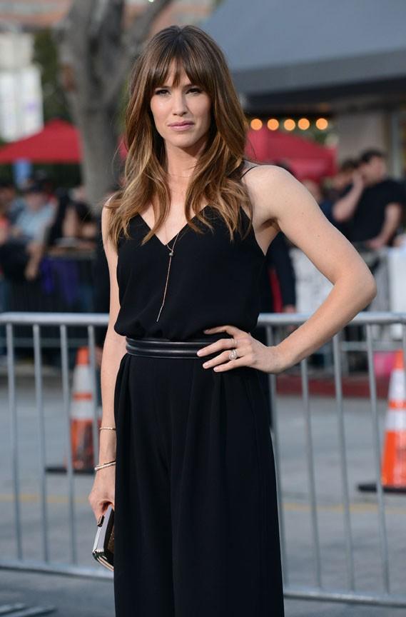 """Jennifer Garner à l'avant-première de son nouveau film """"Draft Day"""" à Los Angeles le 7 avril 2014"""