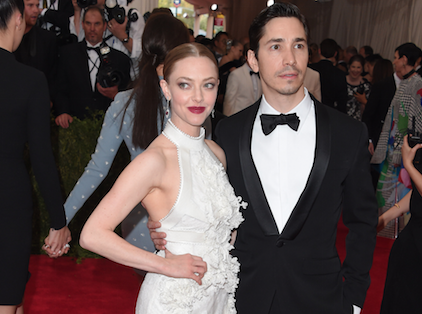 Amanda Seyfried et Justin Long