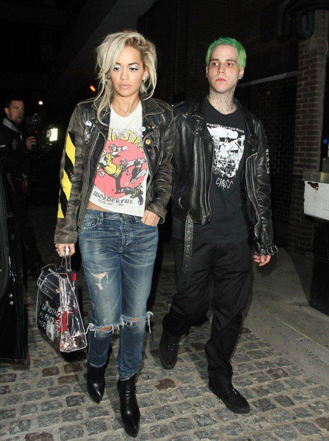 Rita Ora et Ricky Hilfiger