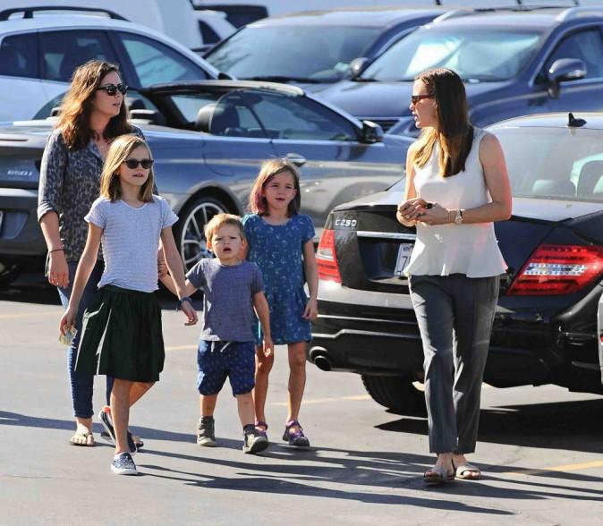 Jennifer Garner : Elle a (enfin) enlevé son alliance !