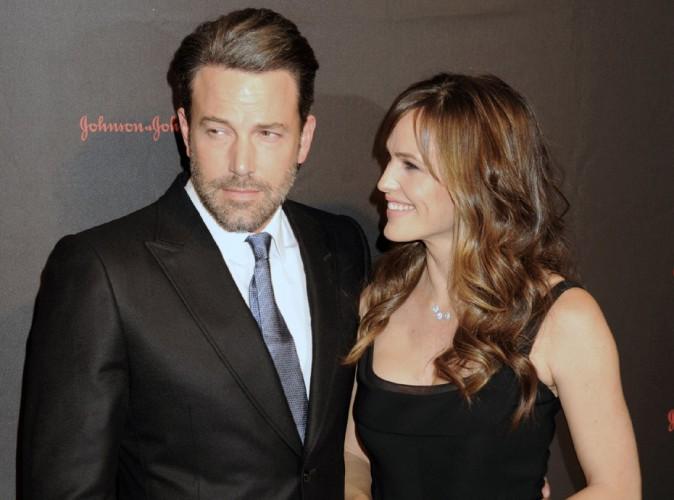 Jennifer Garner : elle n'a d'yeux que pour son beau Ben (Affleck) !