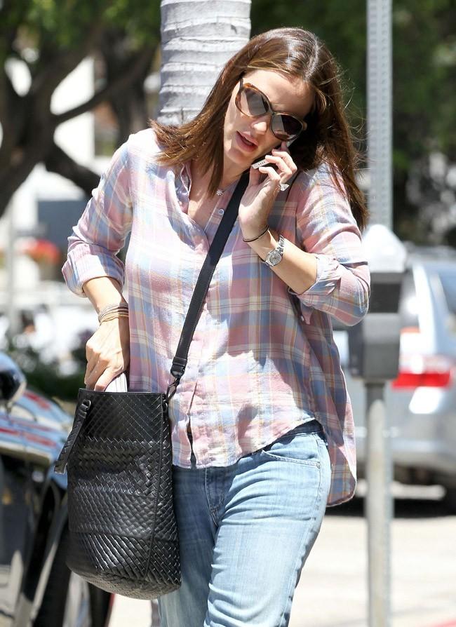 Jennifer Garner le 29 juin à Pacific Palisades