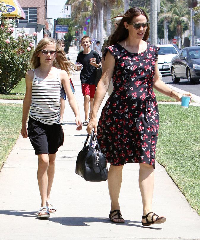 Jennifer Garner à Los Angeles le 24 juillet 2016
