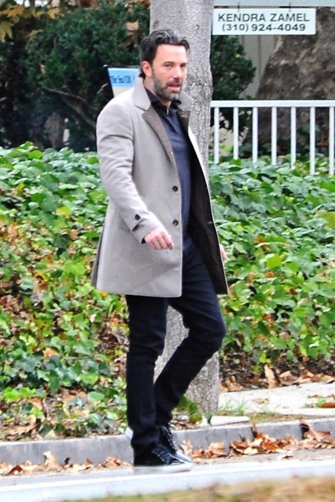 Ben Affleck le 11 décembre 2014
