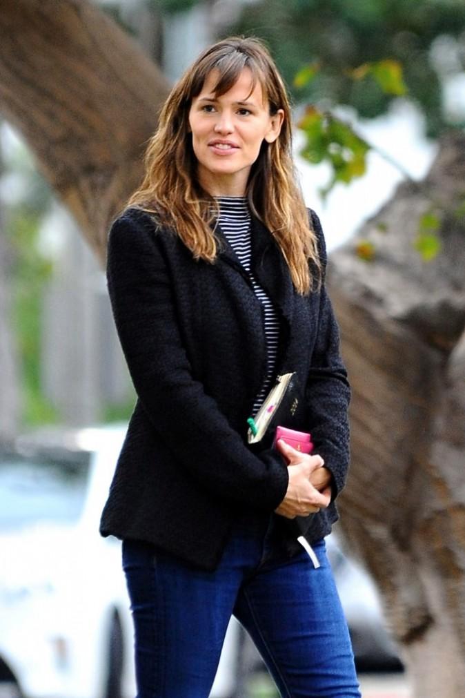 Jennifer Garner le 11 décembre 2014