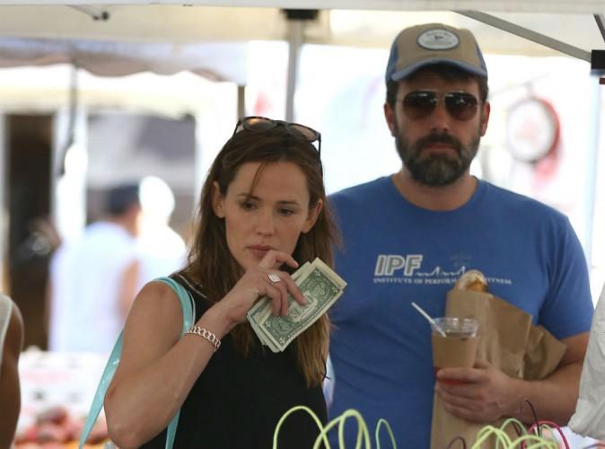 Jennifer Garner et Ben Affleck : bonjour l'ambiance tendue !