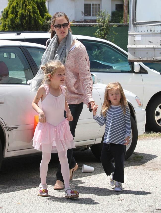 Jennifer Garner le 28 avril 2012 à Los Angeles