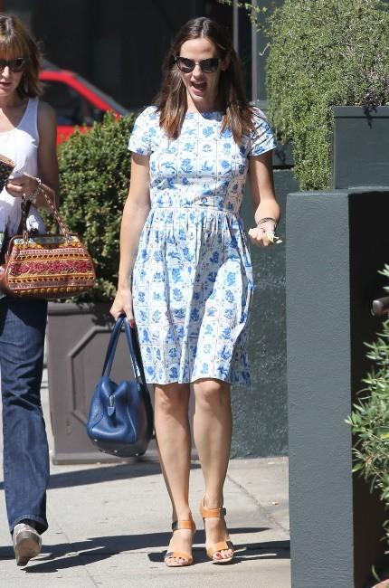 Jennifer Garner, Santa Monica, 14 septembre 2012.
