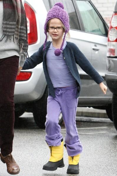 Violet 16 décembre 2012 à Brentwood