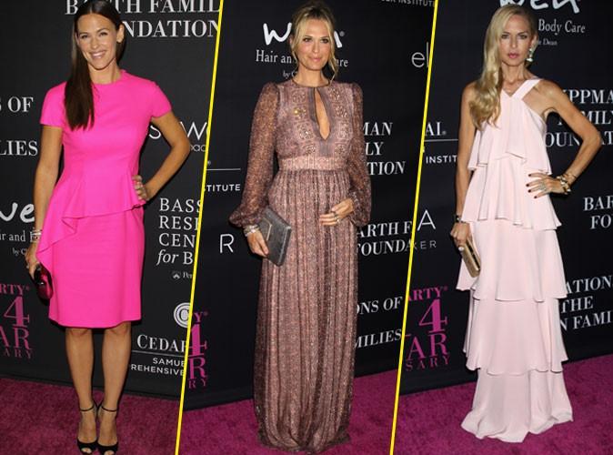 Photos : Jennifer Garner, Molly Sims, Rachel Zoe : girl power pour pink party !