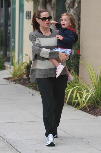 Dans les bras de sa maman, on est mieux !