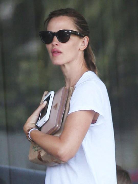 Jennifer Garner à Atlanta le 11 juillet 2015
