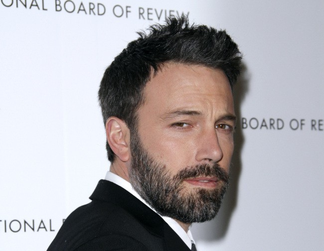 Ben Affleck le 8 janvier 2013 à New York