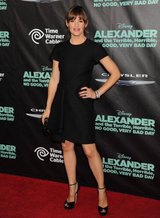Jennifer Garner à Los Angeles le 6 octobre 2014
