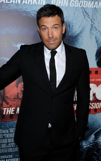Ben Affleck lors de la première du film Argo, le 4 octobre 2012.