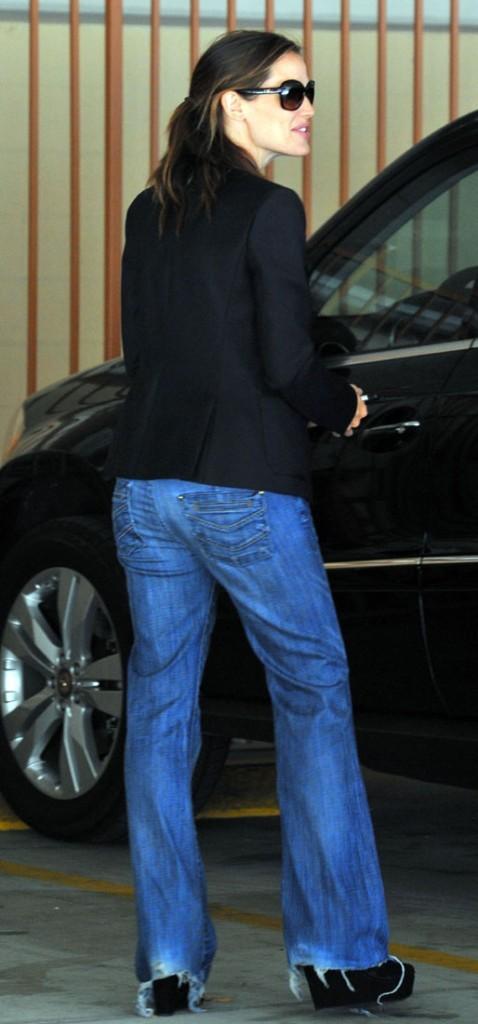 Un peu usé son jean !