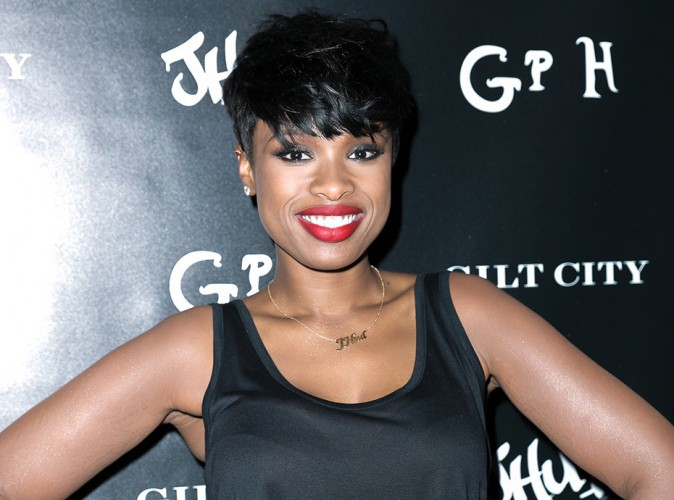 Jennifer Hudson à New York le 22 septembre 2014