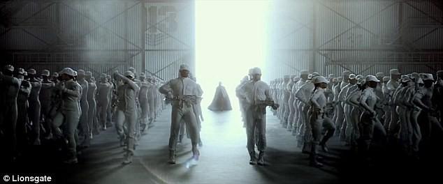 Teaser de Hunger Games : La révolte Partie 2
