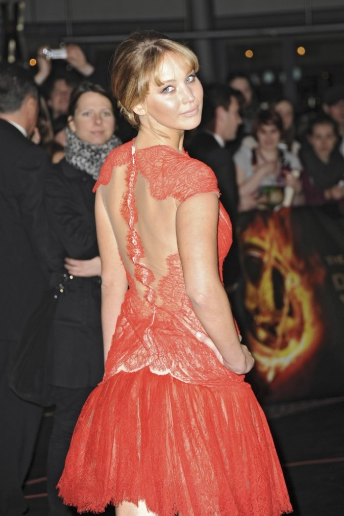 Jennifer Lawrence élue femme la plus désirable du monde par les lecteurs d'AskMen