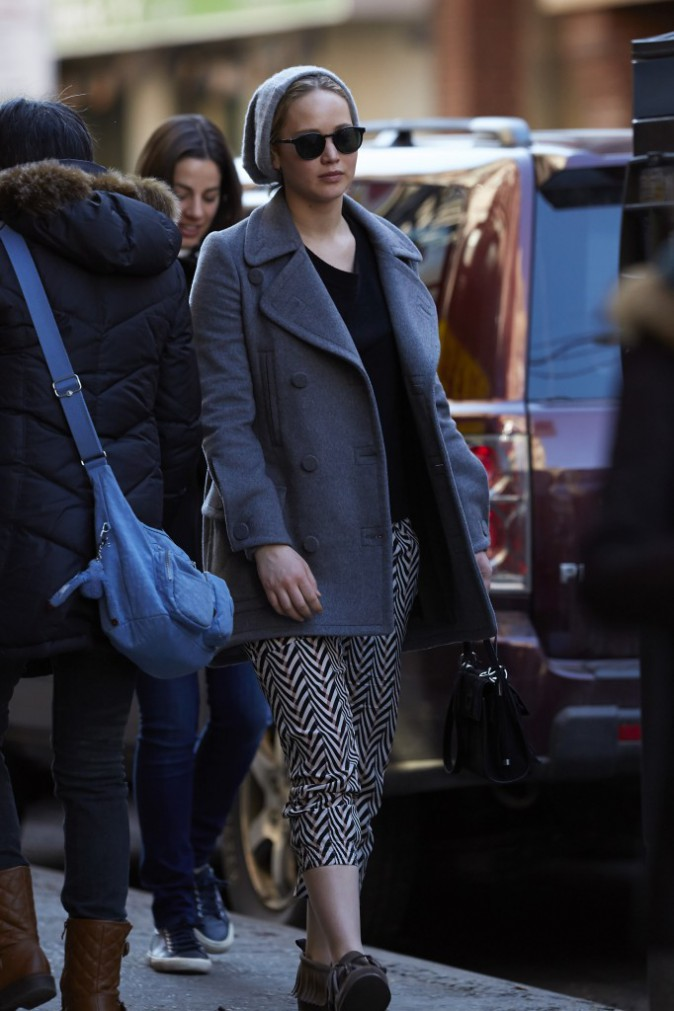 Jennifer Lawrence le 29 mars 2015