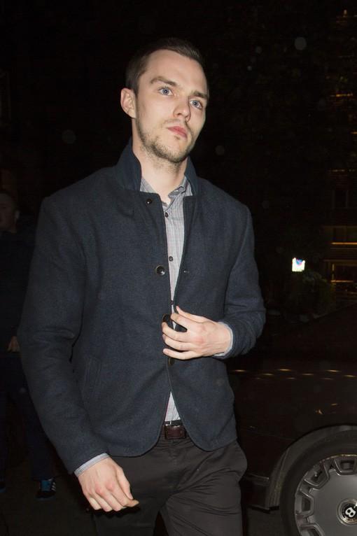 Nicholas Hoult, le fiancé de Jennifer Lawrence