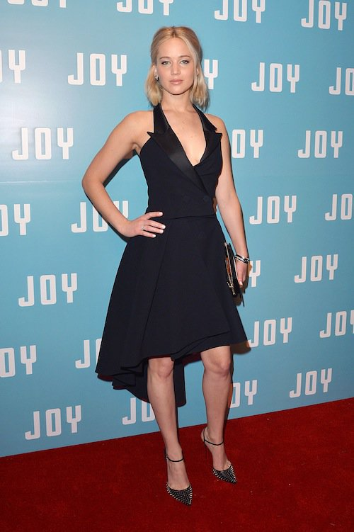 Photos : Jennifer Lawrence : sublime et terrifiée par les scènes de sexe !