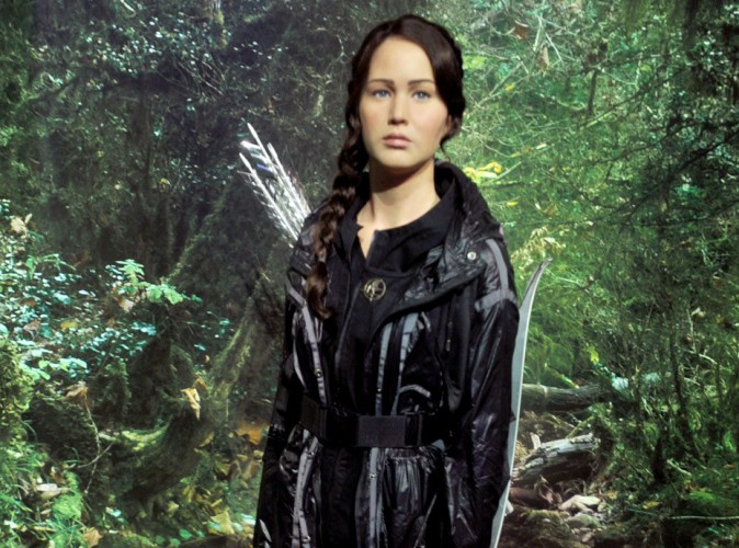 Photos : Jennifer Lawrence : une Katniss en cire plus vraie que nature ?