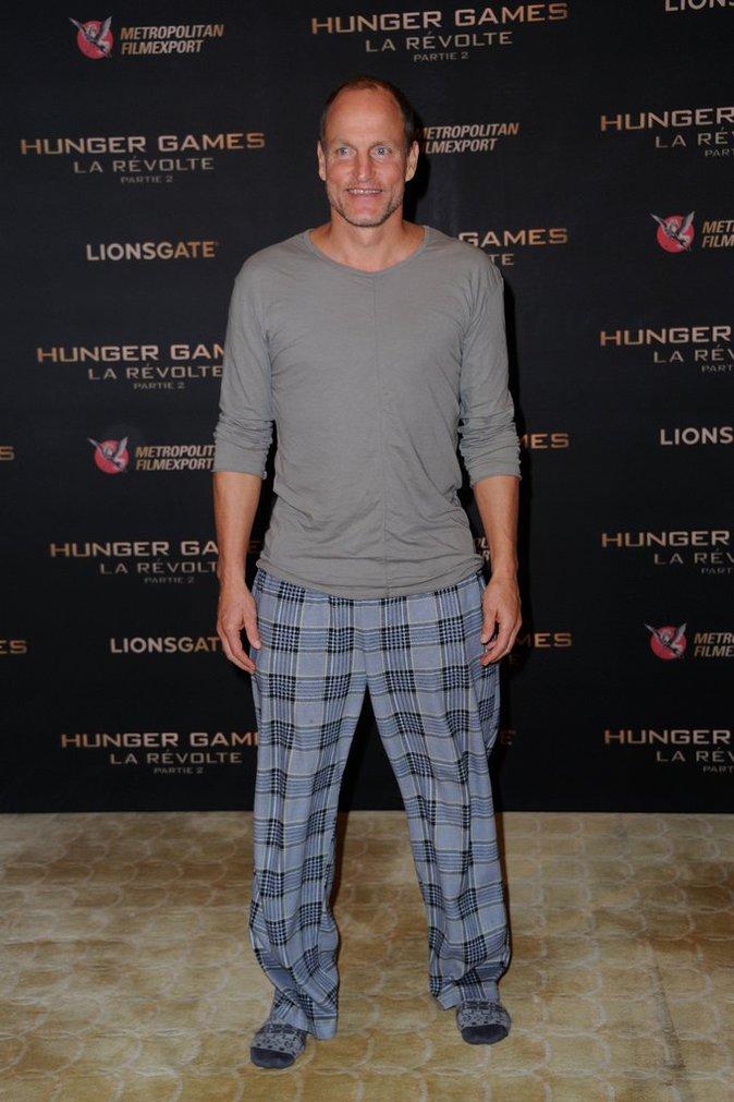 Woody Harrelson le 9 novembre 2015