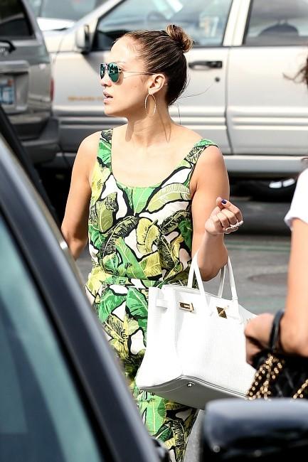 Jennifer Lopez à Los Angeles, le 23 juin 2013.