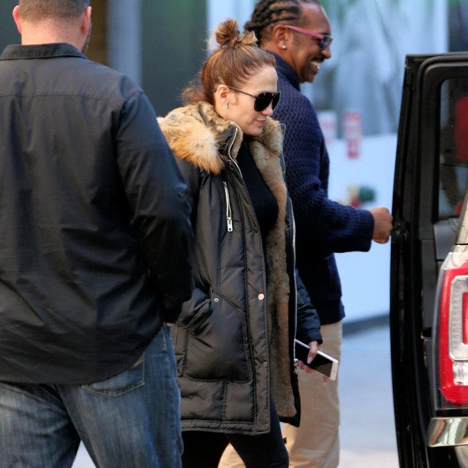 Photos : Jennifer Lopez : après la fusillade, elle prend une grande décision...