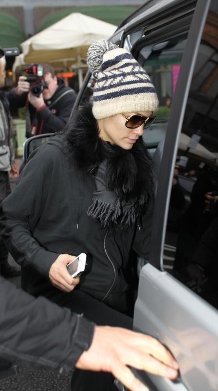 Jennifer Lopez le 22 octobre 2012 à Londres