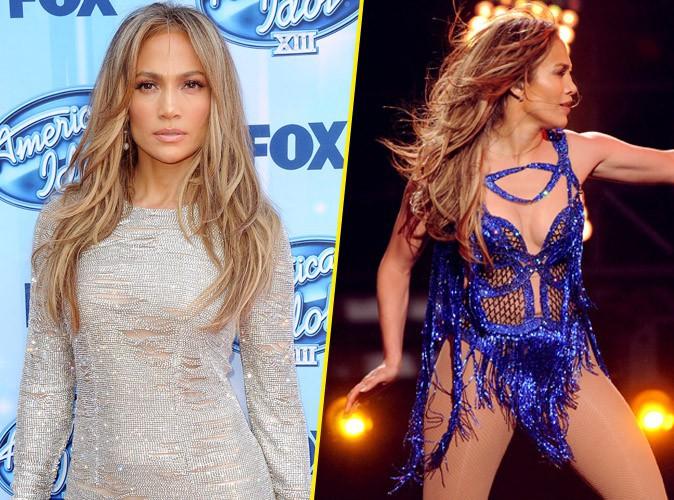Jennifer Lopez : bombesque pour la grande finale d'American Idol !