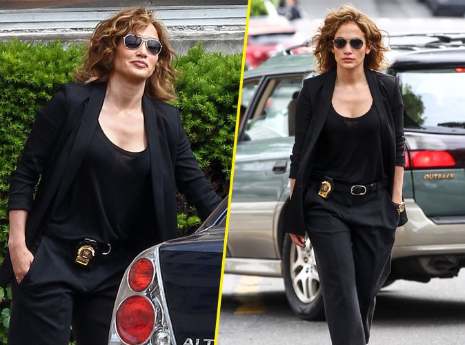 Jennifer Lopez : changement de carri�re en vue ?