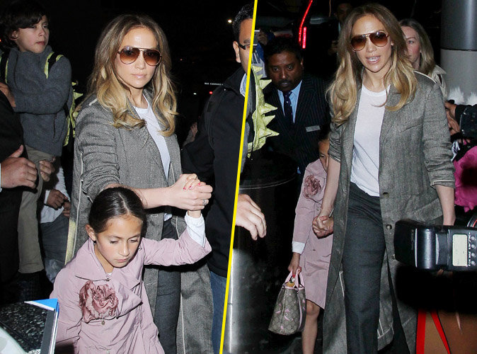 Jennifer Lopez : de bomba latina � maman gaga, il n'y a qu'un pas !