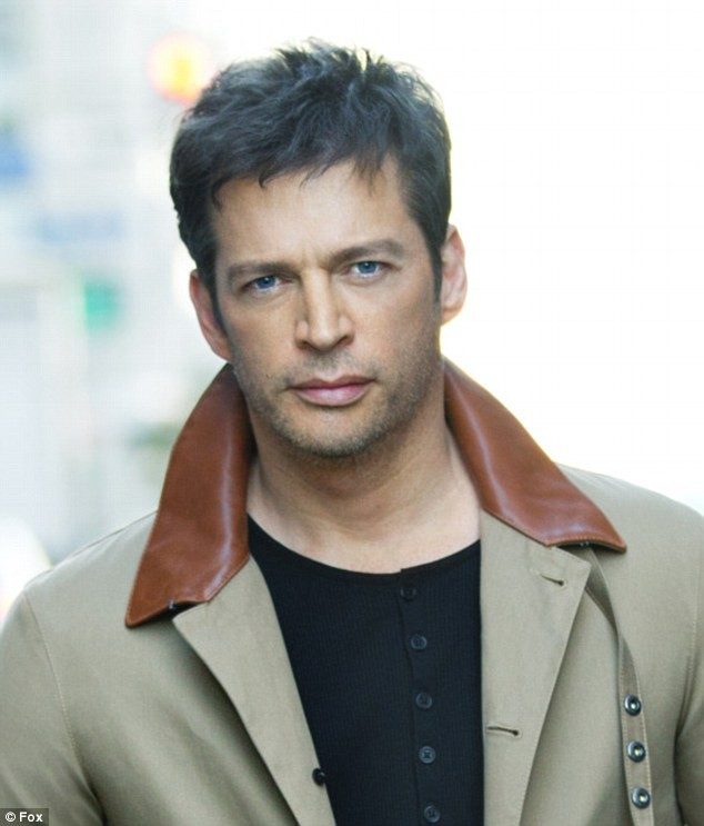 Harry Connick Jr. pour American Idol.