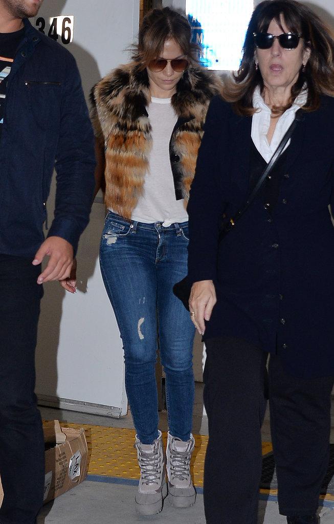 Photos : Jennifer Lopez : elle dévalise les boutiques pour noël