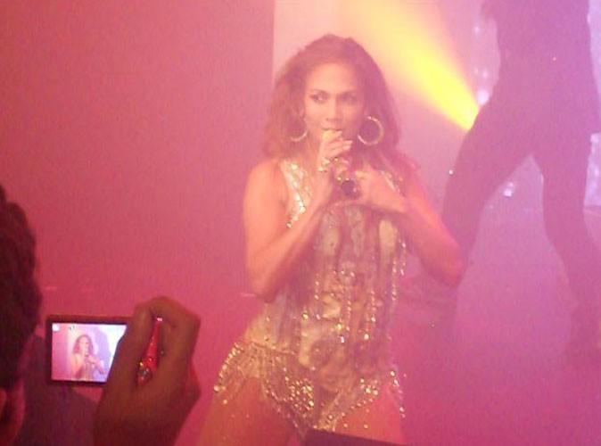Jennifer Lopez a tout donné lors du NRJ Music Tour...
