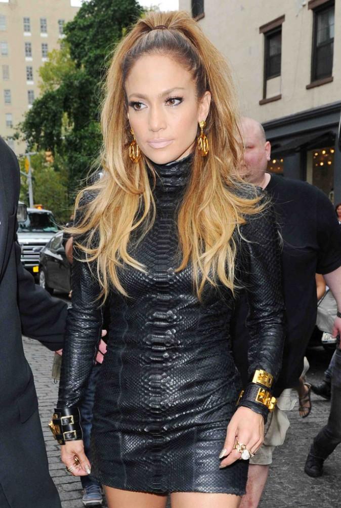 Jennifer Lopez : elle tourne un nouveau clip à New York avec Fat Joe et French Montana !
