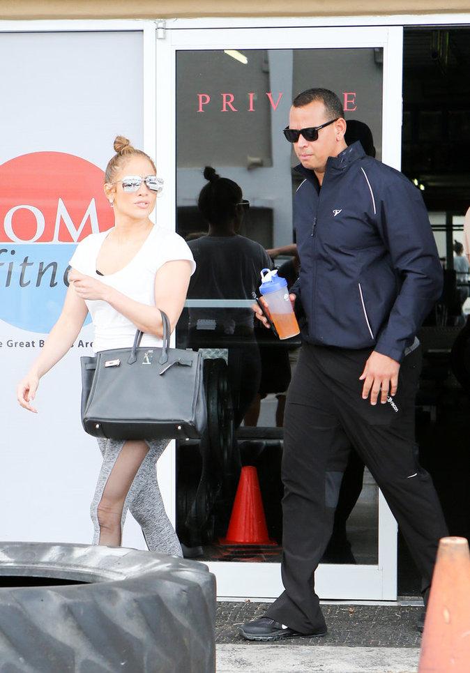 Jennifer Lopez et Alex Rodriguez : leurs filles sont de parfaits sosies !