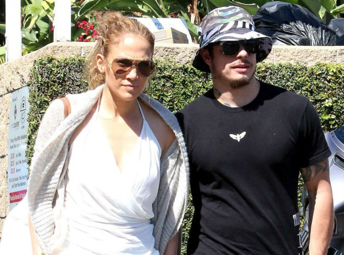 Jennifer Lopez et Casper Smart : d�masqu�s, ils ne se cachent plus !