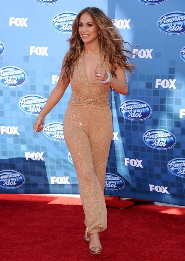 Jennifer Lopez arrive d'un pas décidé !