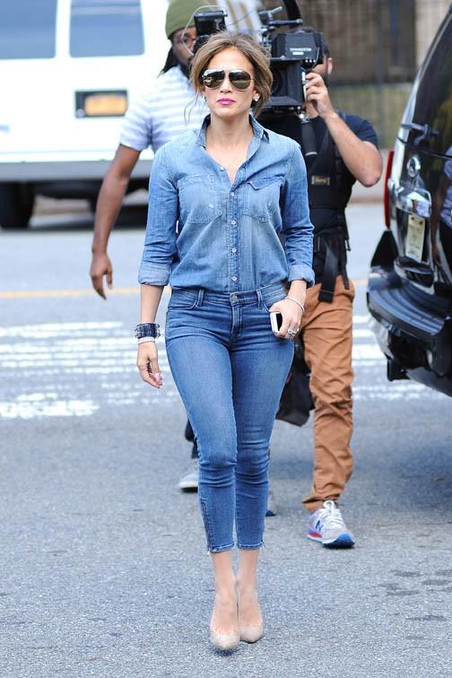 Jennifer Lopez de retour dans le Bronx le 18 septembre 2014