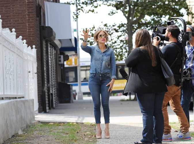 Jennifer Lopez : Jenny From The Block, le retour de la star dans le quartier de son enfance !