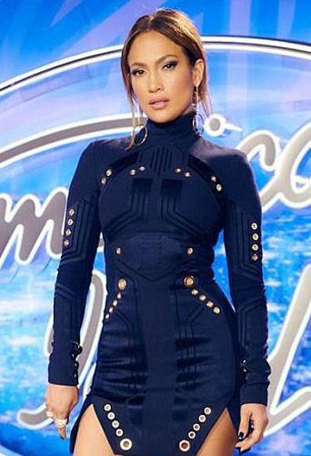 Jennifer Lopez le 16 août 2015