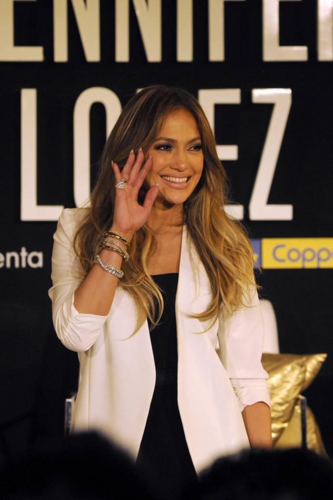 Jennifer Lopez le 23 mars 2015